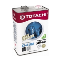 TOTACHI Premium Diesel Fully Synthetic 5W40, 6л 4562374690752